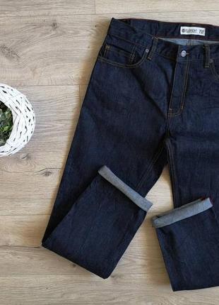 Element стильные джинсы в насыщеннм цвете