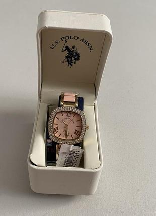 Новые брендовые женские часы из сша us polo assn