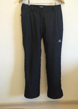 Тёплые штаны оригинал adidas