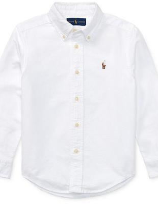 Рубашка polo ralph lauren 4