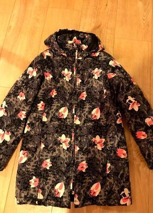 Куртка демисезонная р 146