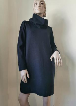 Cos шерстяное платье, оверсайз