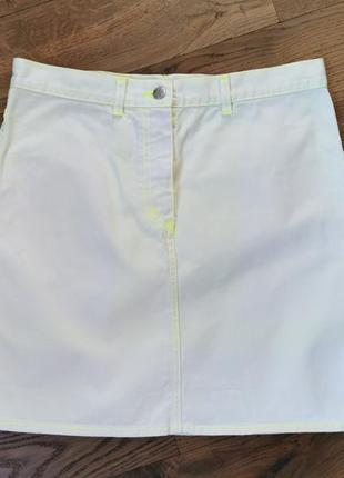 Jpg jean's джинсовая юбка jean paul gaultier
