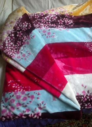 Одеяло новое 220 см на 240 см китай