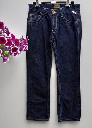 Чоловічі джинси прямі на ґудзиках jacksjones розмір наш 48 (у-75)