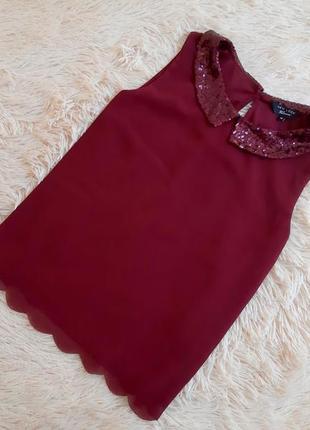 Очень красивая блуза топ  от new looke