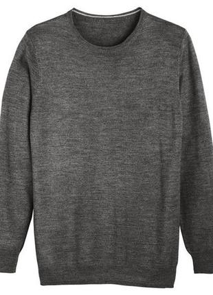 Пуловер с шерстью мериноса livergy premium collection germany