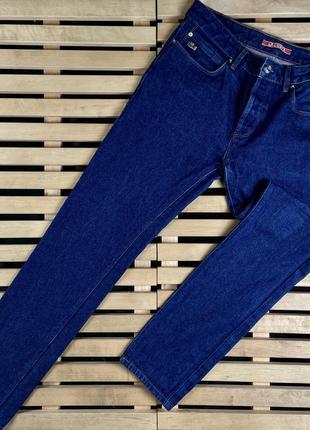 Шикарные мужские джинсы lacoste live размер 34
