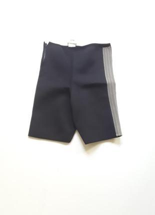 Корректирующие шорты для похудения с эффектом сауны