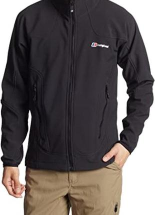 Куртка жакет softshell от berghaus софтшелл