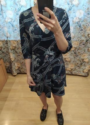 Красивое платье h&m s