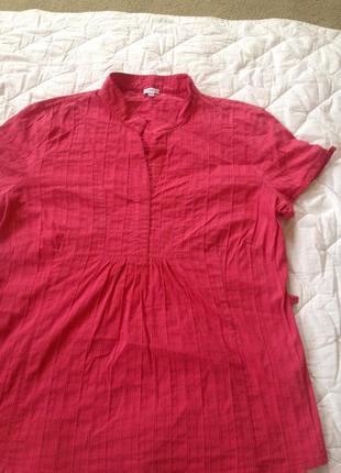Блузка хлопок etam 14-l