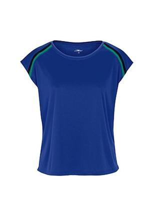 Женская функциональная футболка для спорта, бега crane, топ для фитнеса