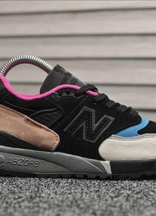 Скидка 🔥 сша женские кроссовки спортивные замшевые new balance 998