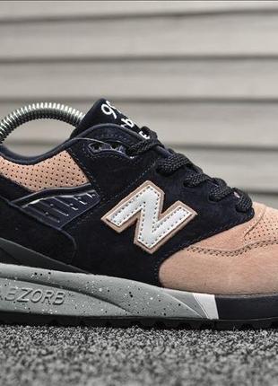 Скидка на последние размеры замшевые спортивные кроссовки сша оригинал new balance 998