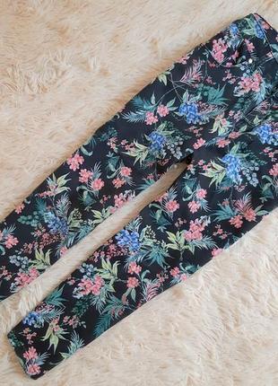 Красивые качественные джинсовые бриджи от peacocks