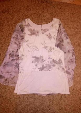 Нежнейшая летняя блуза