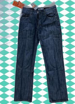 Темно-синие джинсы stor line