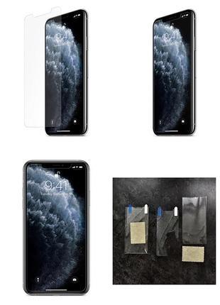 Матовое стекло стеклянная пленка на айфон apple iphone x/xs/xr/xs max/11/11 pro/11 pro max