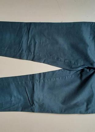 Черные джинсы slim на рост 164