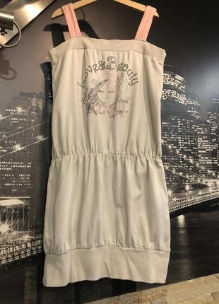 Сарафан платье брендовое детское