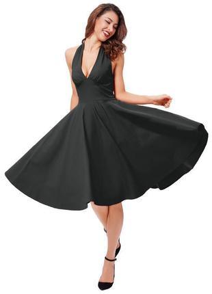 Супер стильное платье в ретро стиле, винтаж