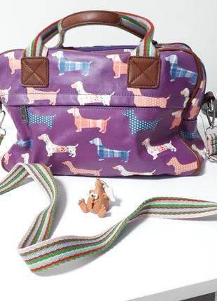 Класная обемная сумка
