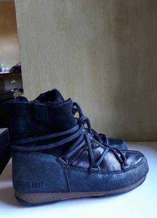 Ботинки moon boots 36 37