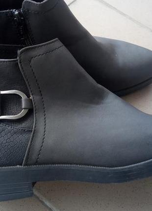 Новые ботинки, сапоги, ботильйоны esmara