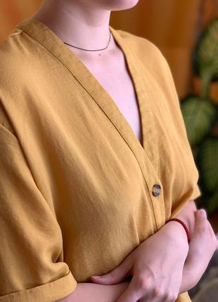 Блуза new look oversize