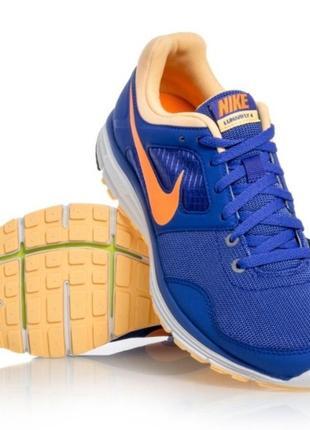 Nike wmns lunarfly+ 4 беговые кроссовки