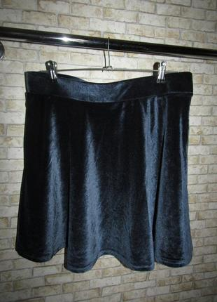 Стройнящая стильная юбка р-р л сост новой от only