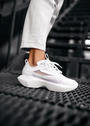 Nike кроссовки найк белого цвета (36-41)💜