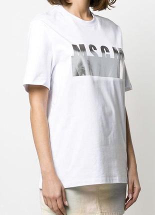 Брендовая футболка от msgm