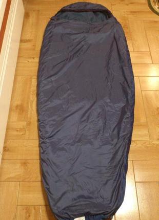 Спальный мешок взрослый sleeping bag спальний мішок дорослий travelite polarguard🇺🇸