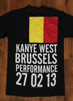 Мужская футболка kanye west merchandise