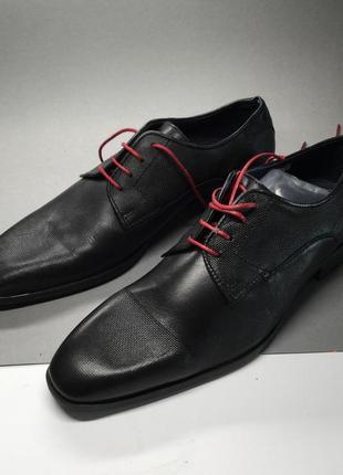 Туфлі з натуральної шкіри від san marina!!