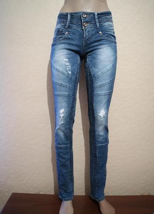 Классные джинсы ad'oro размер s