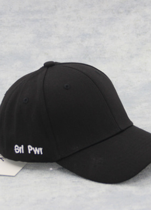 Бейсболка grl pwr модная кепка 13249