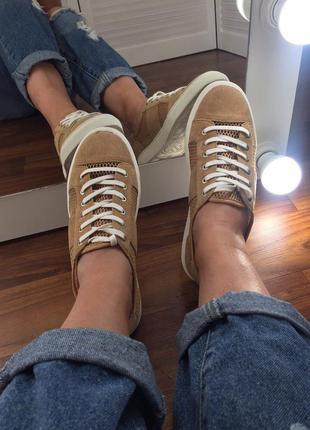 Кроссовки туфли vince camuto