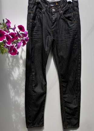 Чоловічі літні  джинси smog на ґудзиках розмір наш 48( у-78)