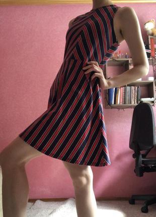 Новое платье сарафан яркий