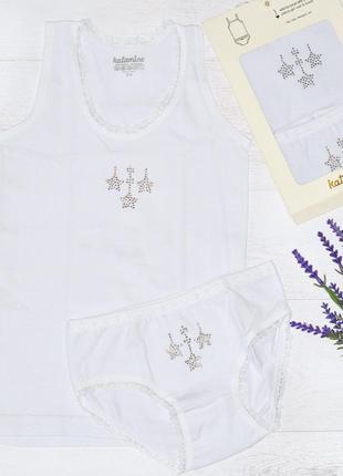 Набор белья для девочек katamino от 3 до 8 лет