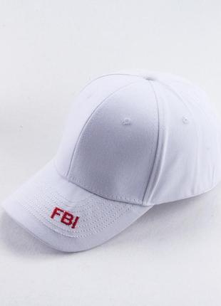 Бейсболка fbi головные уборы кепка панамка 13101
