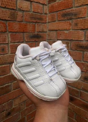 Кроссовки для малыша k-swiss размер 17 (11 см.)
