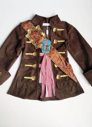 Карнавальный костюм камзол пирата disney