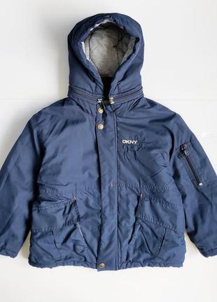 Детская демисезонная куртка dkny