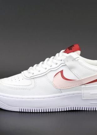 Nike air force 1 кроссовки женские найк аир форс кросовки кросівки