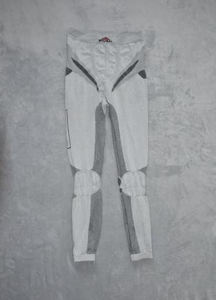 Бесшовные термо лосины термо белье stugai