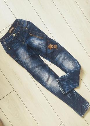 Крутые джинсы  dolce & gabbana